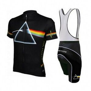 Pink Floyd Cycling Jersey Breathable Classic Bike Clothing Mtb