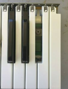 Inquiet Roland Key For Juno 6 106 Jupiter 6 8 Sh-101 Jx3p Performance Fiable