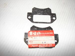 Suzuki RM125 RM250 RM370 Reed Valve Gasket OEM 13156-41100 TS 100 125 185 250