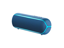 Artikelbild SONY SRS-XB22 Wireless Party Chain Bluetooth Lautsprecher Wasserfest Blau