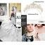 Bridal-Princess-Party-Crystal-Tiara-Wedding-Crown-Veil-Hair-Accessory-Headband thumbnail 6