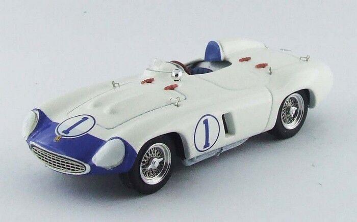 Art model 291-ferrari 857 s  1  nassau - 1956 hill 1 43  produit de qualité d'approvisionnement