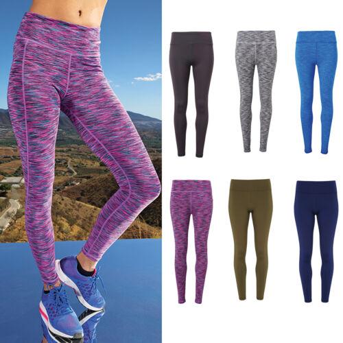 TriDri Women's Performance Leggings (TR031) - Sports Gym Workout Leggings