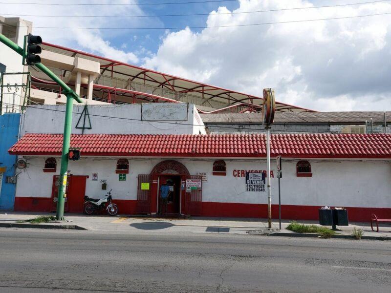 Local Comercial en Venta en La Colonia Moderna, Monterrey, N.L.