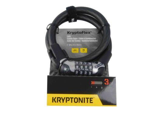 """KryptoFlex 1565 Combo Cable FlexFrame 2' 2/"""" 5//8"""" 65cm 15mm Combinatation"""