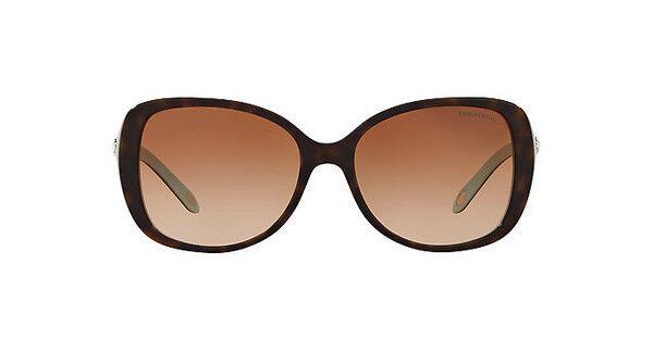 b20276366347 Tiffany   Co. TF4121B Women s Sunglasses - Brown Blue for sale online