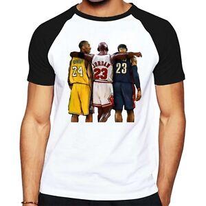 d3d99d0b028 Details about NEW Mens T-shirt Michael Jordan 23 Basketball Men shirt Top  Tumblr Ralagan