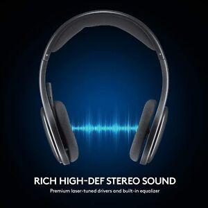 Logitech H800 Wireless Headset For Pc Mac Smartphones Ebay
