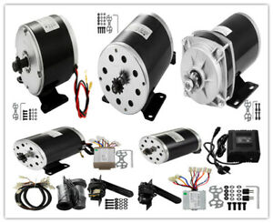 36v-Electric-Motor-controller-throttle-kit-f-Scooter-E-Scooter-ATV-Permanent
