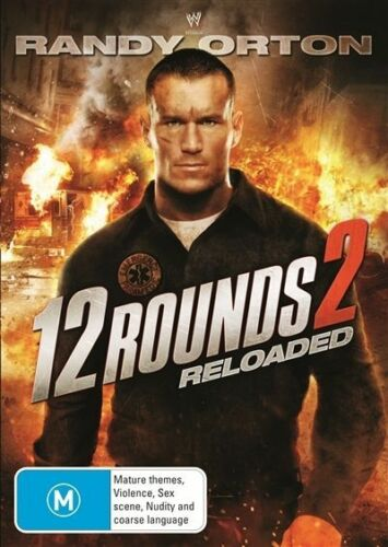 1 of 1 - 12 Rounds 2 - Randy Orton