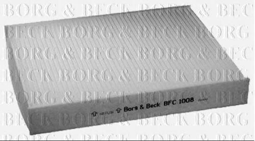 Borg /& Beck Cabina Filtro Para Ford Estate Fusion 1.4 50KW