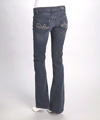 Womens Cruel Girl Ladies Jeans Allison Slim Fit Boot Cut Low Rise CB60454071 NWT