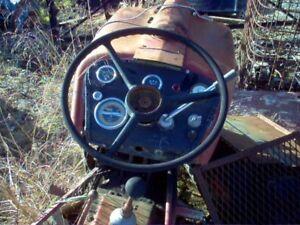 international-444-tractor-power-steering-motor
