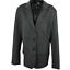 NWT-Eddie-Bauer-Gray-Button-Front-Coat-Jacket-Women-039-s-Size-16 miniatuur 1