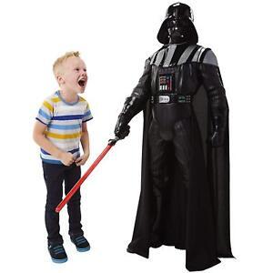 NEW-Star-Wars-Darth-Vader-Battle-Buddy-48-034-4ft-Action-Figure
