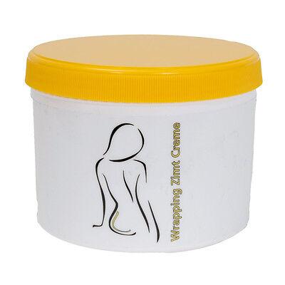 Wrapping Zimt / Anti Cellulite Creme  baut Körperfett sichtbar ab 500ml