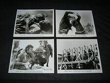 6 Original Periodical Press Kit 8x10 HANG 'EM HIGH Inger Stevens CLINT EASTWOOD