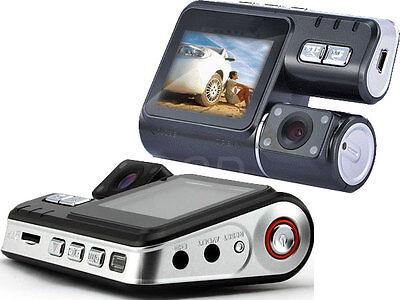 HD 720P Dash DVR Car Vehicle Video Camera 2.0″IR Recorder Crash G-sensor C900
