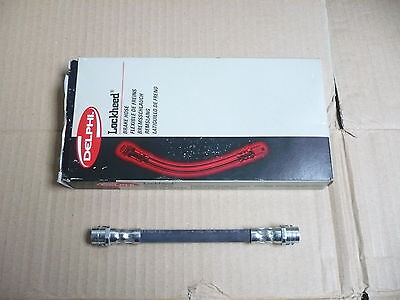 VW POLO 2002 ON FOX 05-12 LUPO 04-06  REAR BRAKE HOSE M10X162 MM 6Q0611775B