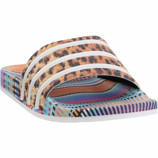 adilette slides leopard Buy adidas