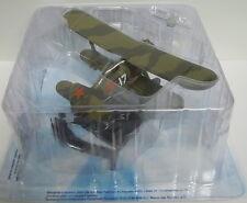 Polikarpow I-152, Fertigmodell aus Metall, Legendäre Flugzeuge,De Agostini, NEU