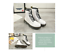 Martens-Airwair-Women-Leather-8-Eye-Smooth-Ankle-Boots-WS55 thumbnail 9
