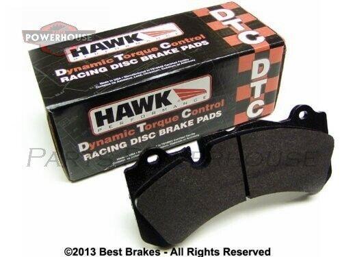 HAWK HB650U.730 DTC-70 for Nissan 18 mm