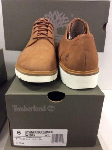 Street Eu Timberland de mujer 4 Saddle Zapatos tamaño 37 Uk A1sr3 Lace Ellis Up wfqC5qZ7