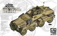 AFV Club 1:35 PanzerFunkwagen Sd.Kfz.2338 RAD 75mm Gun Plastic Model Kit AF35233