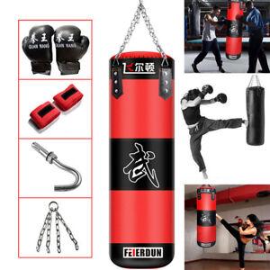 Image Is Loading Thai Mma Training Sandbags Boxing Set Heavy