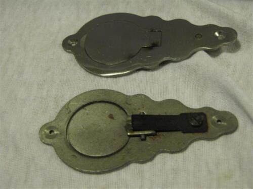 Steel Patch Box Black Powder Muzzleloader CVA Hawken Mountain Rifle Unused