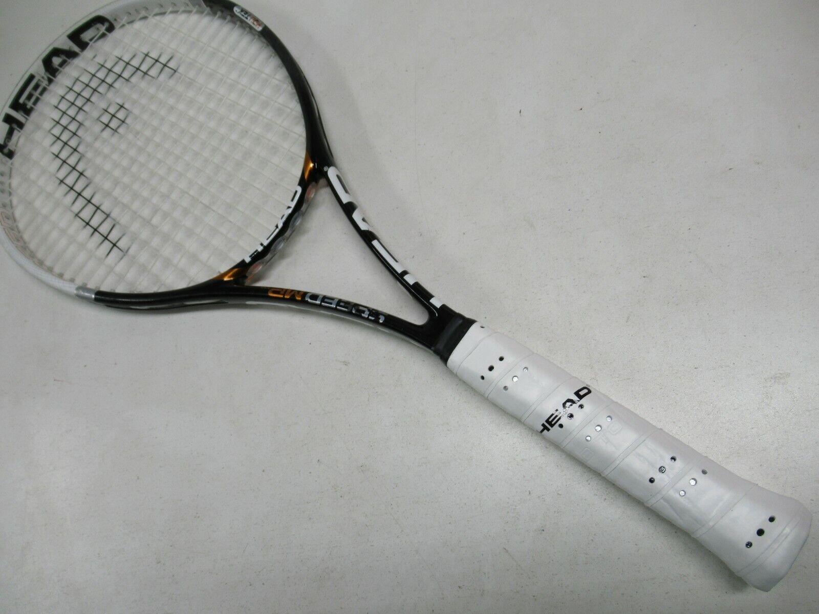 Cabeza Youtek Innegra velocidad  MP   300 tenis raqueta (4 1 2) nuevas cuerdas Agarre     punto de venta