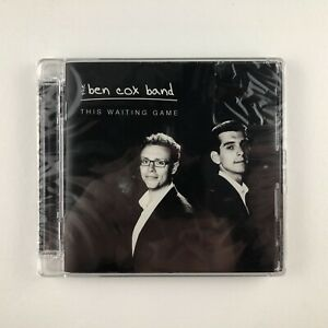 The-Ben-Cox-Band-This-Waiting-Game-CD-2014-New-amp-Sealed