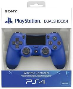 Sony PS4 DualShock 4 V2 Wireless Controller Wave Blue New