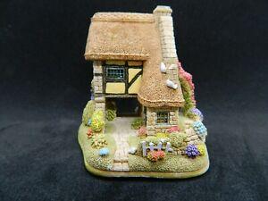 Lilliput-Lane-Heaven-Sent-Collectable-Vintage-Ornament-With-Deeds