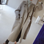 cappotto cashmere B214 outwear con in donna trench risvolto maxi oversize misto lunga cintura Giacca t4awxqPq