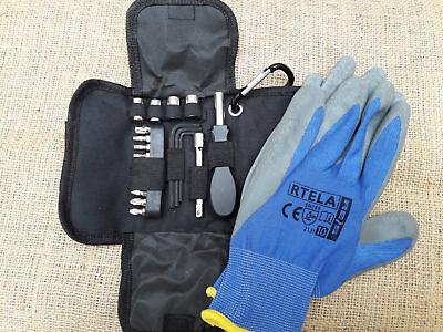 2019 2020 tool bag Sac Case Bordwerkzeug Yamaha Tenere 700 mod bordmesser
