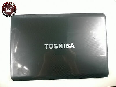 Toshiba Laptop Black Plastic LCD Back Cover with WiFi Antenna 47T201334 Satellite Pro 6100 Series
