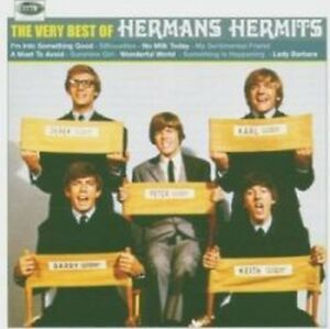 Herman-039-s-Hermits-The-Very-Best-Of-NEW-CD