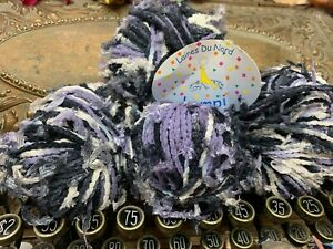 Laines-Du-Nord-1-skein-CLOSEOUT-LAMPI-50g-103-5-yds-ITALY