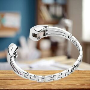 Details about Stainless Steel Replacement Wristband Watch Band Strap Bangle  For Fitbit Alta HR
