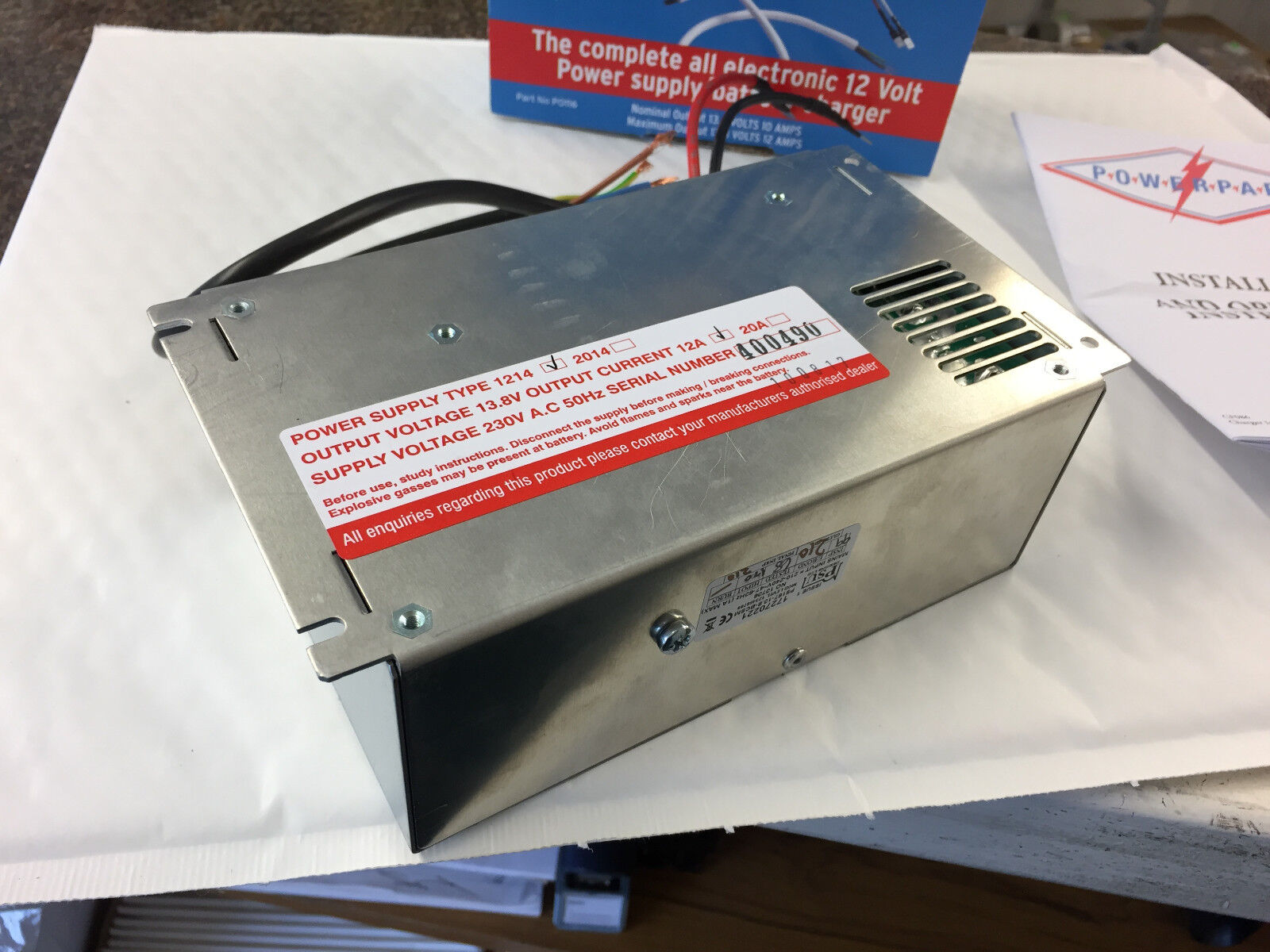 Caravan Motorhome 10 Amp 12v Power Supply Unit Battery Charger World Technical Dc With 138v And 20a Norton Secured Powered By Verisign