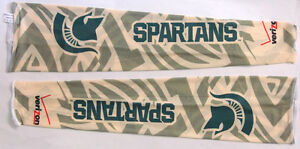 2 Michigan State Spartans Basketball Shooting Sleeve Tattoo Sleeve