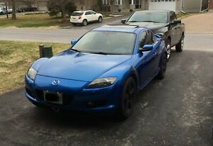 2004 Mazda Rx8 GT 6 speed as is