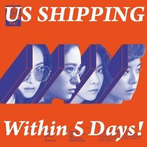 US-SHIPPING-F-X-4-Walls-4th-Album-Random-Cover-CD-Booklet-PhotoCard-FX