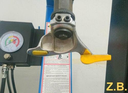 Kunststoffeinsatz für Montagekopf Reifenmontage Reifenmontiermaschine N12 60 2