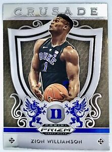 2019-20 Panini Zion Williamson Prizm Rookie Card RC New Orleans Pelicans🔥📈
