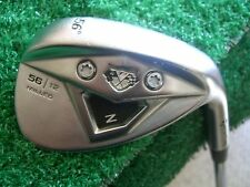 TaylorMade TP XFT RH 56* Sand Wedge W/KBS Hi-Rev By FST wedge steel Bounce 12*