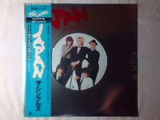 JAPAN The singles mini lp BLUE VINYL DAVID SYLVIAN