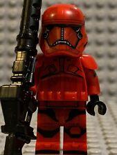 First Order Stormtrooper w// Vest Star Wars ~ NEW Lego Minifigure ~